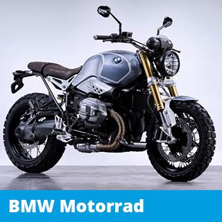BMW Scrambler Mottorad