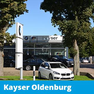 BMW Kayser Gebäude
