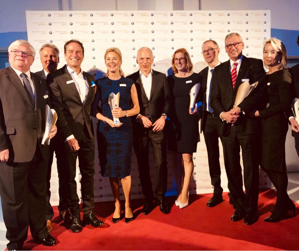 Customer Care Award Verleihung
