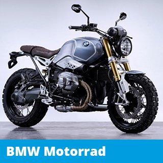 BMW Scrambler Motorrad
