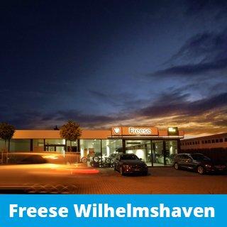 Freese Wilhelmshaven Gebäude