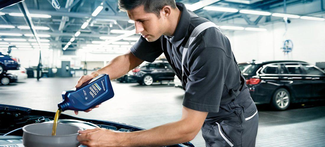 BMW Service 3