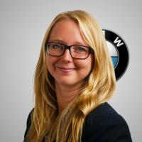 Saskia Schneider BMW
